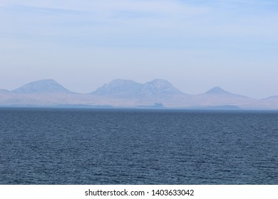 Looking over to the Isle of Jura from the Ferry – Scotland