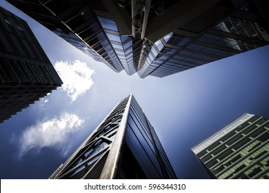 Looking up in Perth