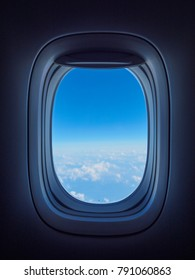 Looking through the Airplane Window