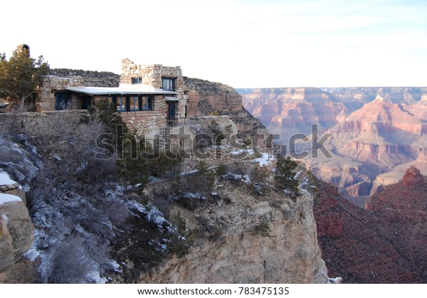 Lookout Studio at Grand Canyon National Park