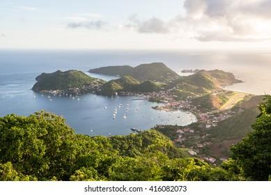 Lookout Terre-de-Haut, Islands of the Saints (Iles des Saintes), Guadeloupe