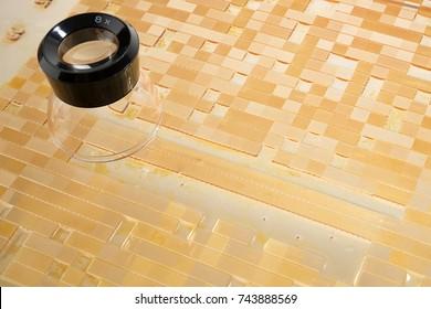 Loop on Photopolymer Printing Plate