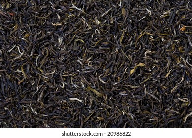 Loose jasmine black tea background