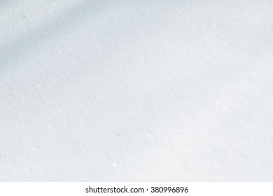 loose snow background