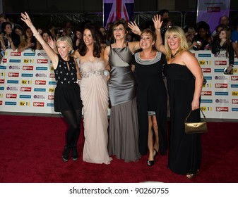 Loose Women Cast arriving for the 2011 Pride Of Britain Awards, at the Grosvenor House Hotel, London. 04/10/2011 Picture by: Simon Burchell / Featureflash