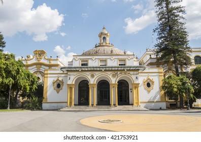 Lope de Vega Theatre, Seville, Spain