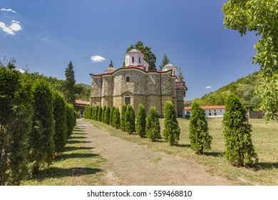 Lopushanski Monastery - Saint John the Forerunner - near village of Georgi Damyanovo, Bulgaria