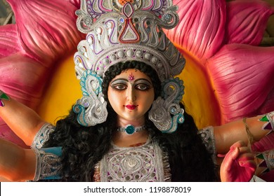 Lord Durga Maa Durga is Mother god in Hindu