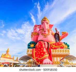 Lord Ganesha in Chachoengsao of Thailand