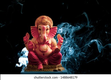 Lord Ganesha Background Images Stock Photos Vectors Shutterstock