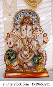 lord ganesha festival mumbai india