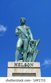 Lord Nelson in Bridgetown, Barbados