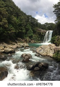 Lord of the Rings Golem's Waterfall, New Zealand