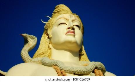 Lord Shiva Astonishing Sculpture