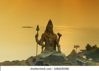 Lord Shiva at Murudeshwara