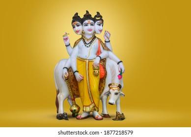 Lord of Shree Gurudev Datta, Also known as Dattatrey, Datta Guru.