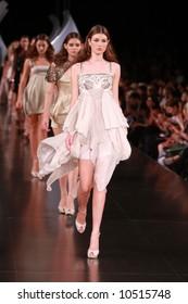 L'Oreal Melbourne Fashion Festival 2008 - Designer Aurelio Costarella