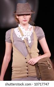 L'Oreal Melbourne Fashion Festival 2008 - Target Rocks Red Market