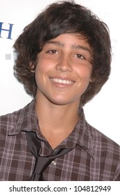 Lorenzo Henrie at the Archstone Luxury Summerfest Rooftop Pool Party, Archstone, Santa Monica, CA. 08-15-09 Photo by