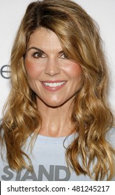Lori Loughlin at the 5th Biennial Stand Up To Cancer held at the Walt Disney Concert Hall in Los Angeles, USA on September 9, 2016.