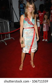 Lori Loughlin  at the Los Angeles Premiere of 'High School Musical 3 Senior Year'. USC, Los Angeles, CA. 10-16-08