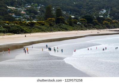 Australian Road Beach Images, Stock Photos & Vectors