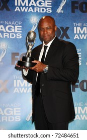 LOS ANGELES -  4: LL Cool J in the Press Room of the 42nd NAACP Image Awards at Shrine Auditorium on March 4, 2011 in Los Angeles, CA