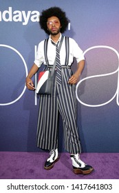 """LOS ANGELES _ JUN 4:  Jeremy O. Harris at the LA Premiere Of HBO's """"Euphoria"""" at the Cinerama Dome on June 4, 2019 in Los Angeles, CA"""