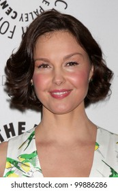 """LOS ANGELES - APR 10:  Ashley Judd arrives at """"Missing"""" Screening and Panel at Paley Center for Media on April 10, 2012 in Beverly Hills, CA"""