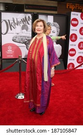 """LOS ANGELES - APR 10:  DIane Baker at the """"Oklahoma"""" Restoration Premiere at the Opening Night Gala 2014 TCM Classic Film Festival at TCL Chinese Theater on April 10, 2014 in Los Angeles, CA"""