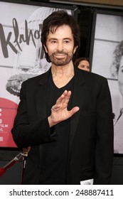 """LOS ANGELES - APR 10:  George Chakiris at the """"Oklahoma"""" Restoration Premiere at the Opening Night Gala 2014 TCM Classic Film Festival at TCL Chinese Theater on April 10, 2014 in Los Angeles, CA"""
