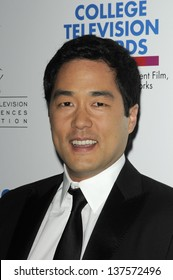 LOS ANGELES - APR 10: Tim Kang at the Academy of Television Arts & Sciences celebration of the 31st Annual College Television Awards in Los Angeles, California on April 10, 2010.