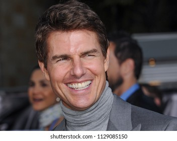"LOS ANGELES - APR 10:  Tom Cruise arrives to the ""Oblivion"" Los Angeles Premiere  on April 10, 2013 in Hollywood, CA"