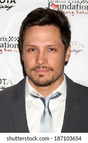 LOS ANGELES - APR 11:  Nick Wechsler at the Long Beach Grand Prix Foundation Gala at Westin Hotel on April 11, 2014 in Long Beach, CA