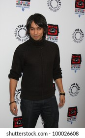 """LOS ANGELES - APR 12:  Vik Sahay arrives at Warner Brothers """"Television: Out of the Box"""" Exhibit Launch at Paley Center for Media on April 12, 2012 in Beverly Hills, CA"""