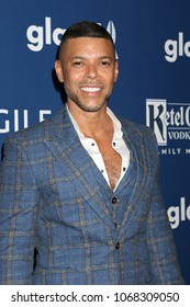 LOS ANGELES - APR 12:  Wilson Cruz at GLAAD Media Awards Los Angeles at Beverly Hilton Hotel on April 12, 2018 in Beverly Hills, CA
