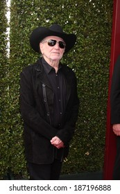 LOS ANGELES - APR 13:  Willie Nelson at the John Varvatos 11th Annual Stuart House Benefit at  John Varvatos Boutique on April 13, 2014 in West Hollywood, CA