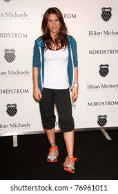 LOS ANGELES - APR 14:  Jillian Michaels Launches New Line of KSwiss Products  on April 14,2011 in Los Angeles, CA