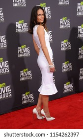 LOS ANGELES - APR 14:  Jordana Brewster arrives to the MTV Movie Awards 2013  on April 14, 2013 in Hollywood, CA