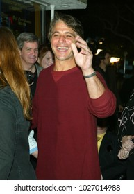 "LOS ANGELES - APR 14:  Tony Danza arrives to the ""13 Going on 30"" Los Angeles Premiere  on April 14, 2004 in Westwood, CA"