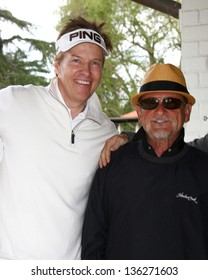 LOS ANGELES - APR 15:  Jack Wagner, Joe Pesci at the Jack Wagner Celebrity Golf Tournament benefitting the Leukemia & Lymphoma Society at the Lakeside Golf Club on April 15, 2013 in Toluca Lake, CA