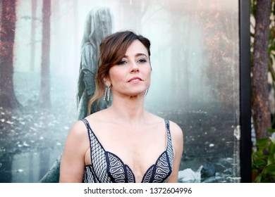 "LOS ANGELES - APR 15:  Linda Cardellini at the ""The Curse Of La Llorona"" Premiere at the Egyptian Theater on April 15, 2019 in Los Angeles, CA"