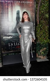 """LOS ANGELES - APR 15:  Mimi Lazo at the """"The Curse Of La Llorona"""" Premiere at the Egyptian Theater on April 15, 2019 in Los Angeles, CA"""