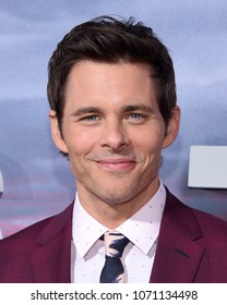 """LOS ANGELES - APR 16:  James Marsden arrives for HBO's """"Westworld"""" Season 2 Premiere on April 16, 2018 in Hollywood, CA"""