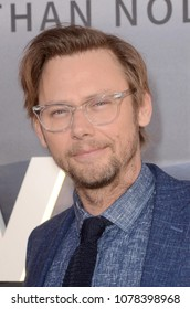 "LOS ANGELES - APR 16:  Jimmi Simpson at the ""Westworld"" Season 2 Premiere at Cinerama Dome on April 16, 2018 in Los Angeles, CA"