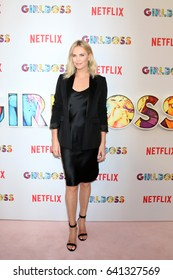 """LOS ANGELES - APR 17:  Charlize Theron at the """"Girlboss"""" Premiere Screening at ArcLight Theater on April 17, 2017 in Los Angeles, CA"""