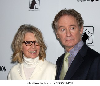 """LOS ANGELES - APR 17:  Diane Keaton, Kevin Kline arrive at the """"Darling Companion"""" Premiere at Egyptian Theater on April 17, 2012 in Los Angeles, CA"""