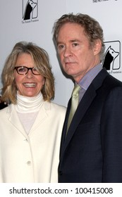 """LOS ANGELES - APR 17:  Diane Keaton, Kevin Kline arrives at the """"Darling Companion"""" Premiere at Egyptian Theater on April 17, 2012 in Los Angeles, CA"""