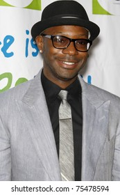 LOS ANGELES - APR 17:  Nelsan Ellis attending the 2011 Silver Rose Awards Gala at Beverly Hills Hotel on April 17, 2011 in Beverly Hills, CA