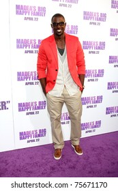 """LOS ANGELES - APR 19:  Lance Gross at the """"Madea's Big Happy Family"""" Premiere at ArcLight Cinemas Cinerama Dome in Los Angeles, California on April 19, 2011."""